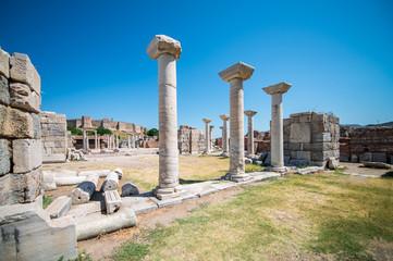 selçuk kalesi & artemis tapınağı