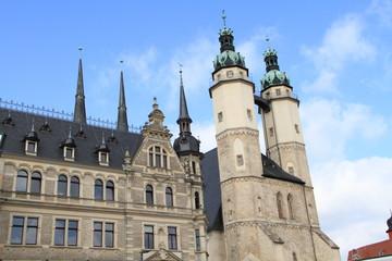 Marktplatz in Halle an der Saale