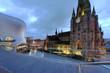 Leinwanddruck Bild - Birmingham, United Kingdom