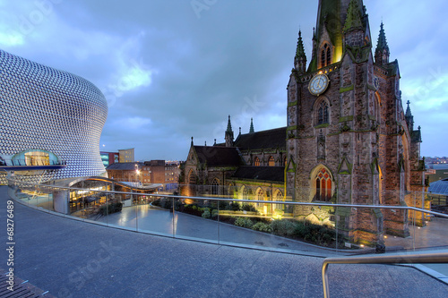 Foto op Canvas Temple Birmingham, United Kingdom