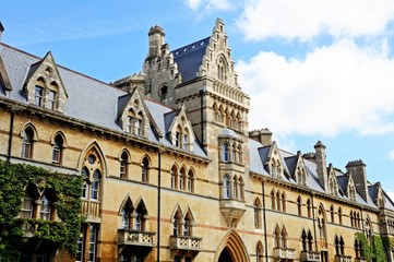 Christ Church College, Oxford © Arena Photo UK