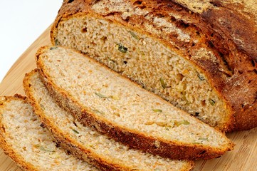 Seeded wholemeal loaf © Arena Photo UK