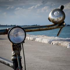 storia di biciclette