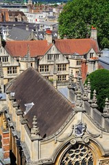 Brasenose college buildings, Oxford © Arena Photo UK