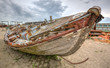 High dynamic range picture of a boat wreck - 68281268