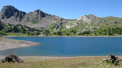 Lac d'Allos - Mercantour