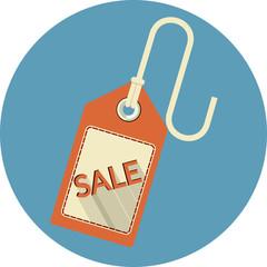 Vector Sale Tag
