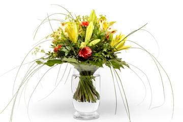 Blumenstrauss in Vase © Matthias Buehner