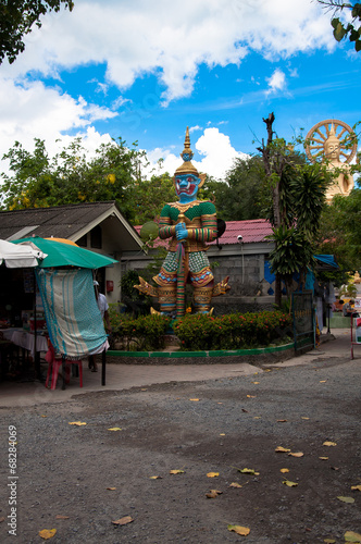 canvas print picture Wat Phra Yai