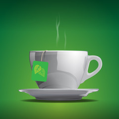 Cup of Tea, Vector