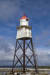 Leuchtturm auf Hamnoya