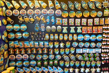 Magnet Gifts in Dalyan, Turkey