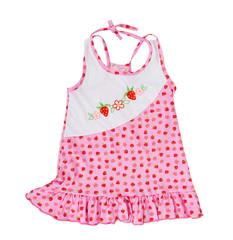 Children's pink sundress