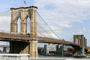 Brooklyn-Bridge in New York