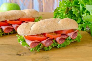 Salami Roll