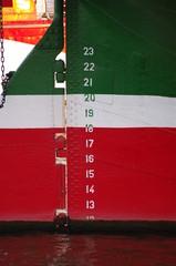 Ruderanlage eines Schiffes 3