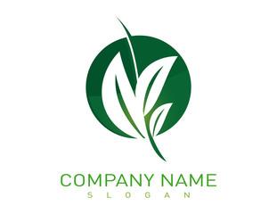 Landscaping logotype