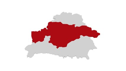 Старый белорусский флаг