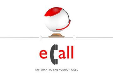 automatic emergency call - draft security