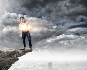 Supernormal man