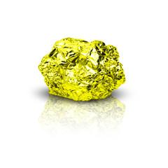 Grosser Gold Nugget