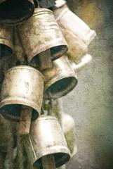 Rusty cow bells