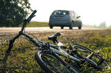 Bicycle accident - 68294268