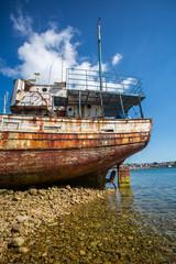 Shipwrecks in Brittany