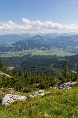 Hiking in Austria