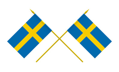 Flags, Sweden