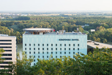 Five stars hotel