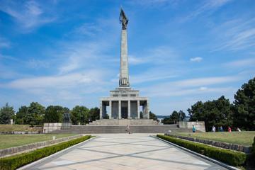 Bratislava Slavín memorial