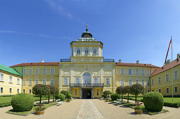 New Castle in Horovice, Bohemia, Czech Republic