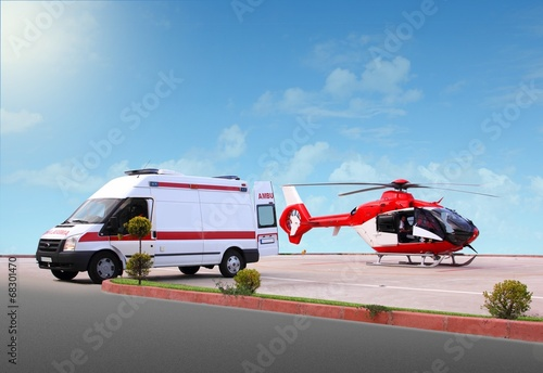 Air Ambulance Service - 68301470