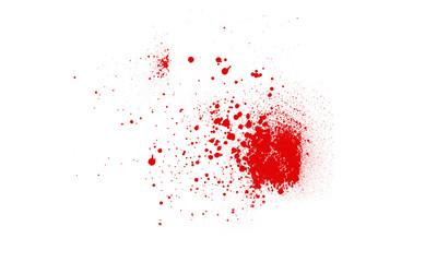 macchia, sangue, schizzo