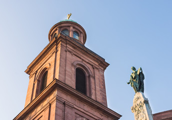 Saint Paul's Church or Paulskirche in Frankfurt, Germany