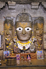 Idol of Trimurthy