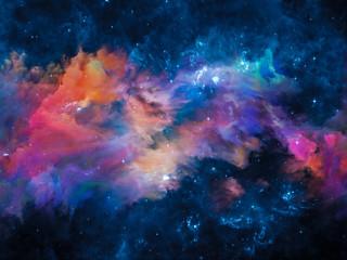 Evolving Nebula