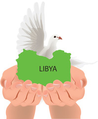 pace in libia