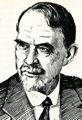 Thomas Hunt Morgan, American evolutionary biologist, geneticist
