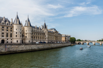 Castle Conciergerie, Paris