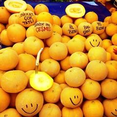 smile melone