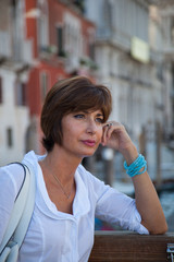 Turista a Venezia