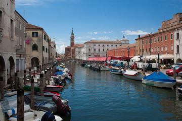 Chioggia Venezia Italia