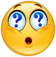 Question emoticon