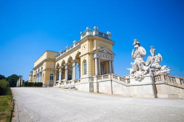 The Gloriette in Schoenbrunn Palace Garden