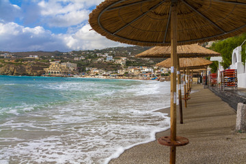 Agia Pelagia beach