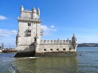 Torre de Belém - Lisbonne - Portugal