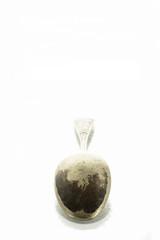 Abgenutzter Löffel aus Silber