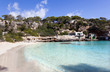Quadro Beautiful beach, Cala Llombards, Mallorca island, Spain